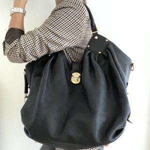 💖✨EXTRA LARGE✨💖 Mahina XL Black Louis Vuitton